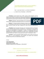 Perfil dos pacientes com paralisia cerebral (PC) entre 2  e 12 anos, submetidos a bloqueio químico com altas doses de toxina botulínica tipo A - Pôster XXIII CBMFR 2012.