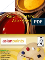 Asian Paints Final Ppt