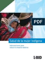 BID 2010 Salud_de_la_mujer_indígena