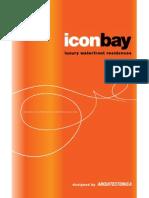 Brochure Icon bay, Miami