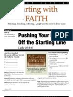 Faith 4 Luke 16-1-8 Handout 081212