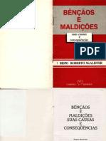 McAlister - Bênçãos e Maldições