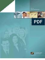 USP FY'13 Summary of Benefits