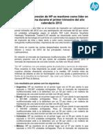 HP lidera el mercado de impresión en Latinoamérica