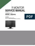 2005fpw Maintenance Manual