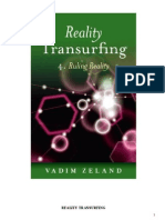 Reality Transurfing 4