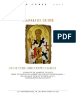 Marriage Guide Saint Cyril