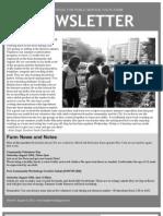 Newsletter 8.6