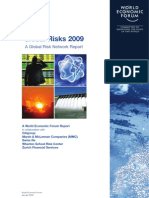 Global Risks Report 2009