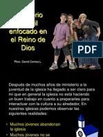 Ministerio Juvenil Enfocado en El Reino de Dios