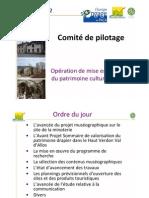 Comitc3a9 de Pilotage 05-07-12