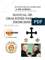 Manual de Oracion