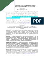 Reglamento Parcial de La Ley de Impuesto Sobre La Renta en Materia de Retenciones-2