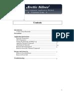 Método de Aplicação da Pasta Térmica - Vertical Line - i7 e Core 2 Duo