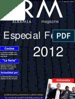 revista ALRAMLA nº4 agosto 2012