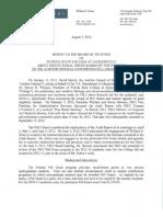 Bill Scheu Report on FSCJ Pell Grant problems