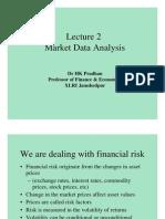 L 2 Market Data Analysis