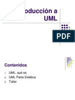 Introduccion a UML