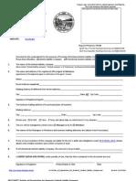 Montana LLC Articles of Orgranization