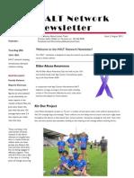 halt newsletter august 2012
