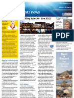 Business Events News for Wed 08 Aug 2012 - SCEC\'s Centre Stories, TA\'s prospectus, Queenstown makeover, IHG and much more