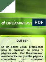 Dreamweaver8 portable - ejercicio de aplicación básica