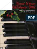 Great Piano Christmas Hits. Arr. by Dan Coates