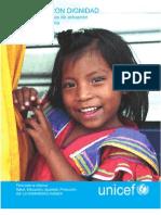 IGUALDAD CON DIGNIDAD Hacia nuevas formas de actuación con la niñez indígena en América Latina