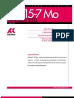 15-7 Mo Data Bulletin