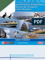 Manual Transporte Turistico Acuatico