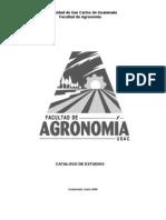 descripcion de facultad de agronomia USAC