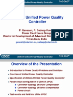 250kVA Unified Power Quality Controller