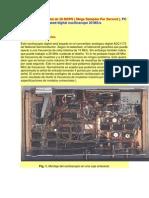Osciloscopio Digital de 20 MSPS