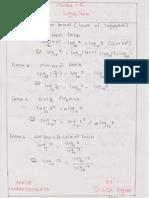 Maths 1 Part 1 Ch 1 Logarithms