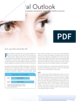 Integrated Health Retailer Magazine - How to Protect Consumers Vision With Healthy Solutions