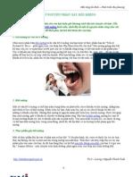 Top 5 nguyên nhân gây hôi miệng