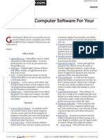 Maketecheasier.com Best 101 Free Computer Software for Your Daily Use