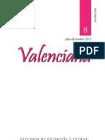 Valenciana núm. 8