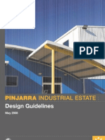 Pinjarra Industrial Estate Design Guidelines