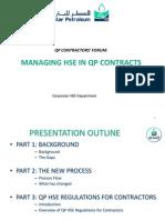 5- Contractors HSE Forum