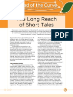 The Long Reach of Short Tales
