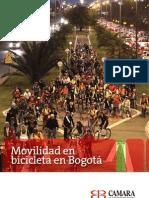 Informe de mobilidad en Bogotá (Cámara de Comercio)