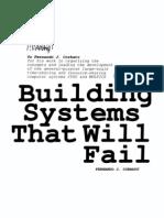 Corbató - On Building Systems That Will Fail