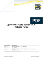 REN_NFC_1202-303 Open NFC - Core Edition v4.4 - Release Notes v0.2