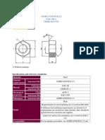 ASME 18.2.2 UNF