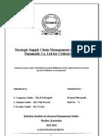 Final SIP Report on 1st June