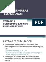 SIS 330 – TEMA 01