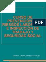 Salud Laboral e Inspección de trabajo