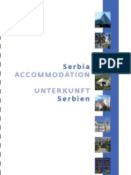 Accommodation in Serbia