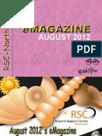August 2012 eMagazine